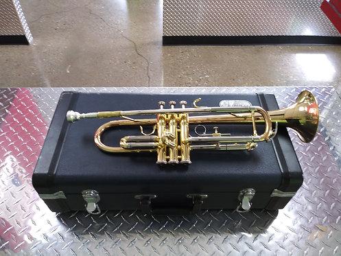 Jupiter - CTR-60 Carnegie - Sterling Pipe Trumpet in Hard Case