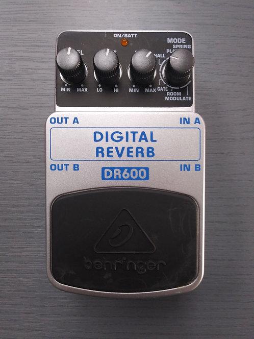 Behringer - DR600 - Guitar Effect Reverb