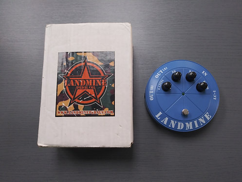 Landmine - LC-1 - Guitar Distortion Pedal