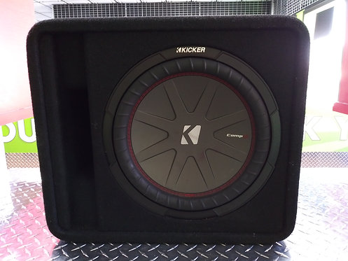 "Kicker - VCWR122 - 1000W Speaker 12"" Subwoofer in Ported Box"