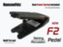 Hansenfutz drummer practice pad pedal. Give your feet the ultimate workout with the new F2 training pedal. Ultra quiet, portable and adjustable.