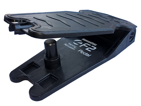 F2 Training / Percussion Pedal with Power Spring and Silencer Pad