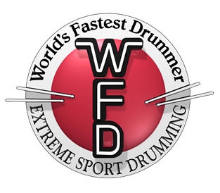 World's Fastest Drummer Extreme Sport Drumming