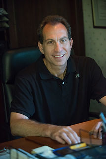 A picture of Dr. Joshua Weitman