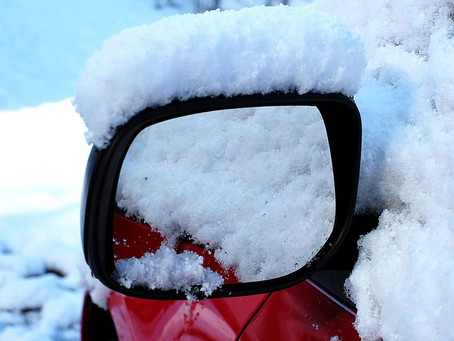 Organize Your Garage Before More Snow Comes