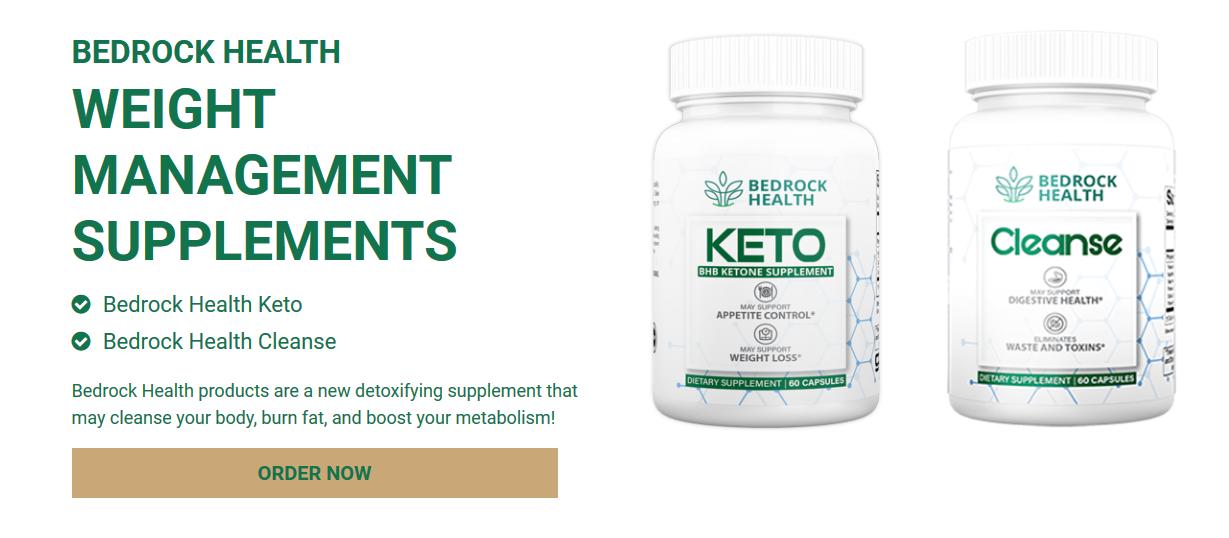 BedRock Health Keto | BedRock Health Cleanse | Special Offer!