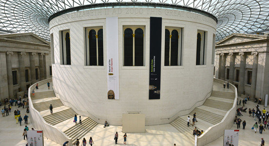 Or you could combine culture with pleasure and organise a tour of the British Museum followed by a pub crawl?
