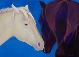 Two Horses I