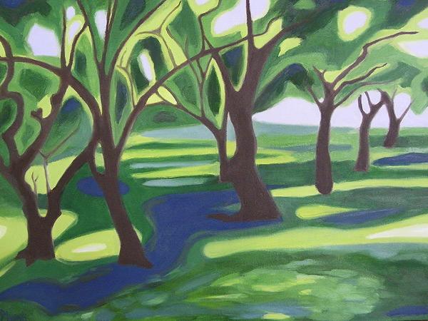 Mesquite Grove