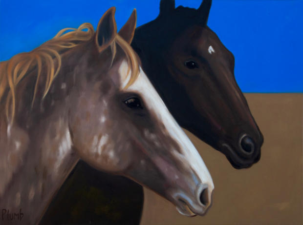 Two Horses II