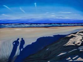 Shadows on Isla Blanca
