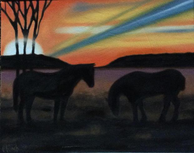 Horse Pasture SOLD
