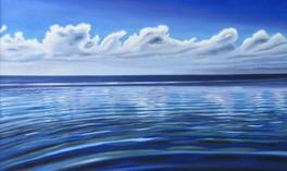 Laguna Madre Clouds SOLD