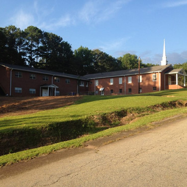 New Life Missionary Baptist Church
