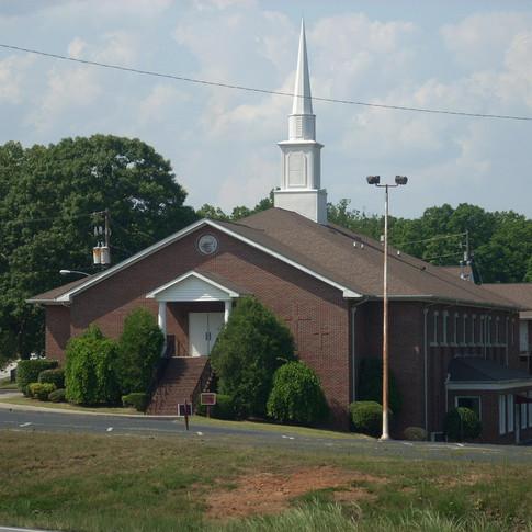 County Line Baptist Church