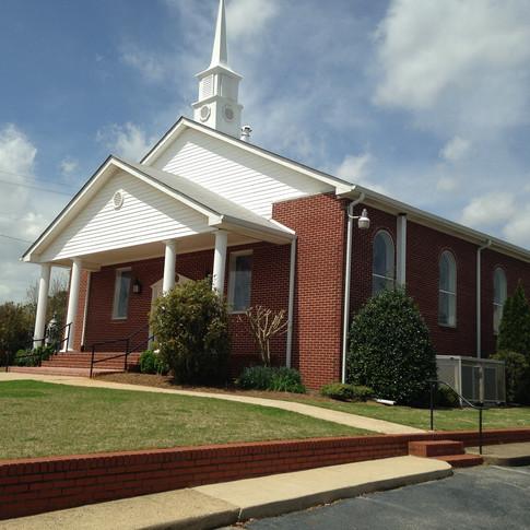 New Canaan Baptist Church