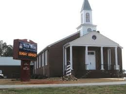 New Hope First Baptist Church