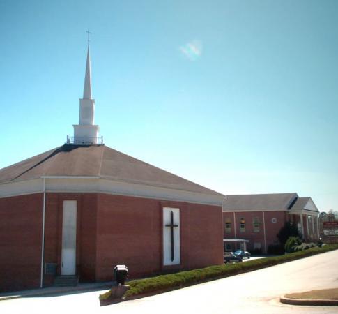 First Baptist Church Lithia Springs