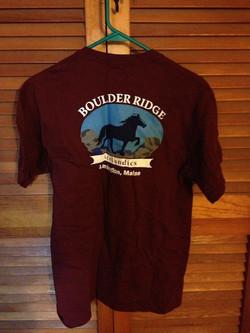 BR Tshirt- Back