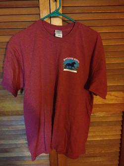 BR Tshirt Cardinal- Front