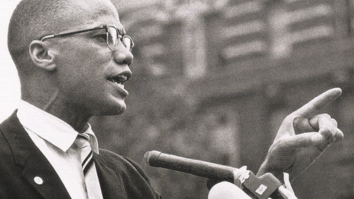 BLOOD BATH TEACHING - The True Teachings Of Malcolm X Seldom Told