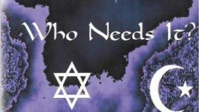 Religion - Who Needs It?