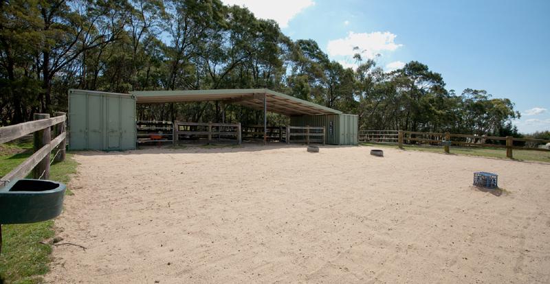 30 horse yarding