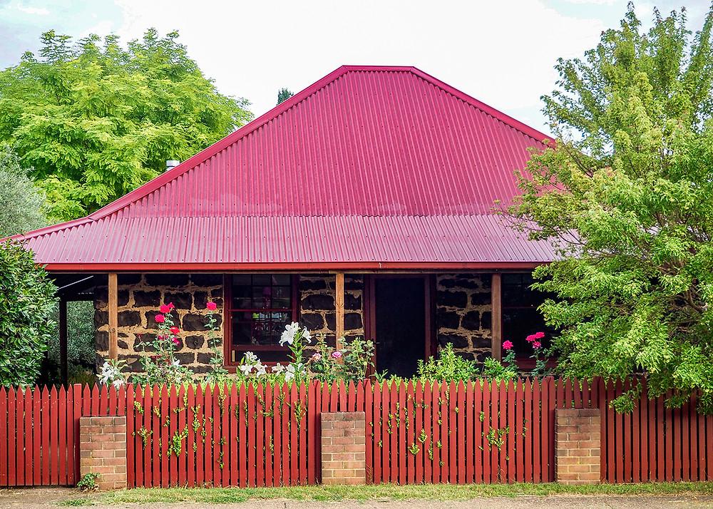 bluestone cottage