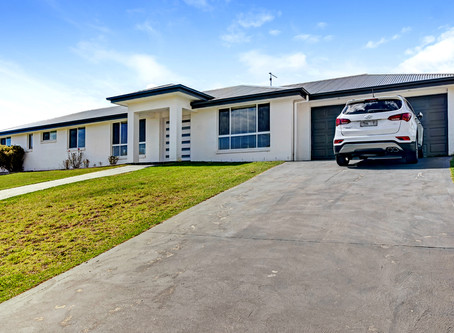 Amazingly spacious home and block in a beautiful area.