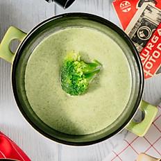 Крем-суп «Министроне»
