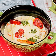 Финский суп «Лохикейтто»