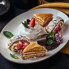 Десерт «Ассорти»