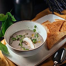 Крем-суп «Грибной капучино»