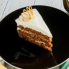 Морковный торт с легендарным  сыром  «Маскарпоне»