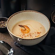 Крем-суп из сёмги