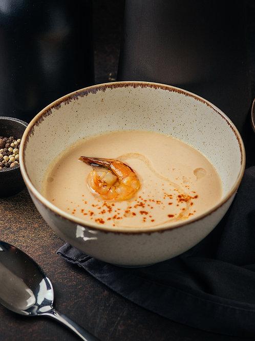 Крем - суп из сёмги