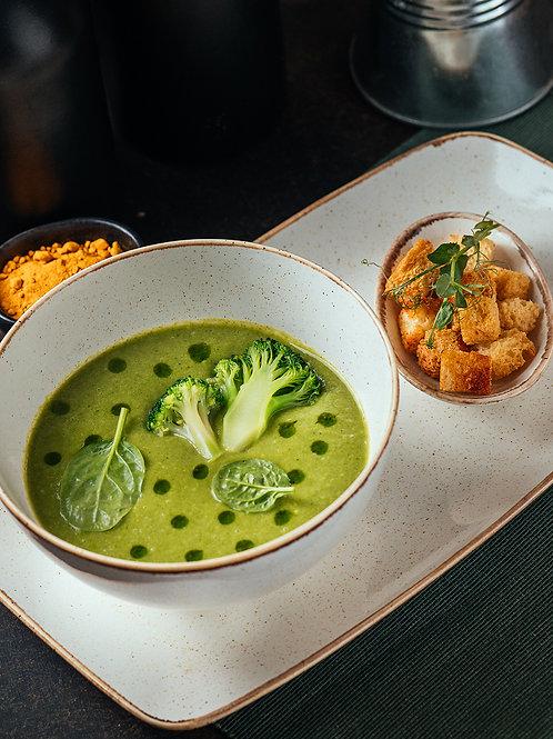 Крем - суп «Детокс»