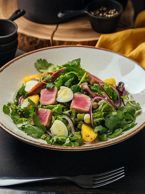 Легендарный салат «Нисуаз»