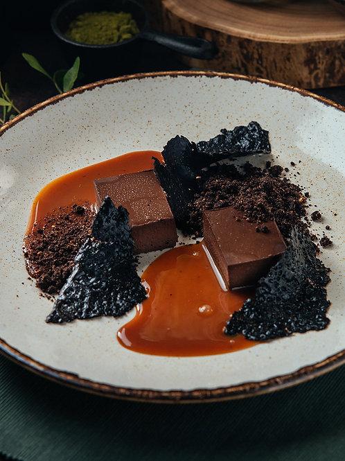 Пряный шоколадный ганаш
