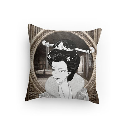 Pillow - Wu Zetien
