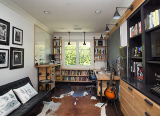 The Kane Home Office is featured on Houzz
