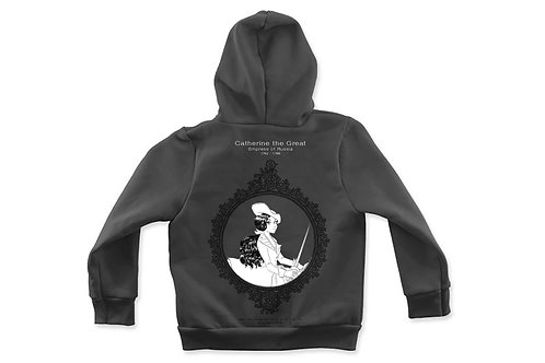 Girls Hoodie - Catherine the Great
