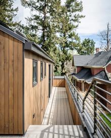 Roof Deck Approach