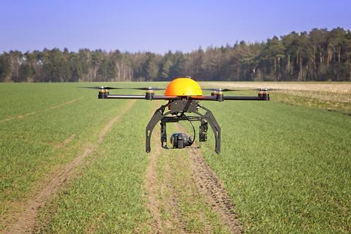 Drone Video - Ranch & Farms