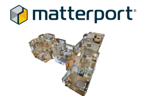 One Year Basic Matterport Virtual Tour
