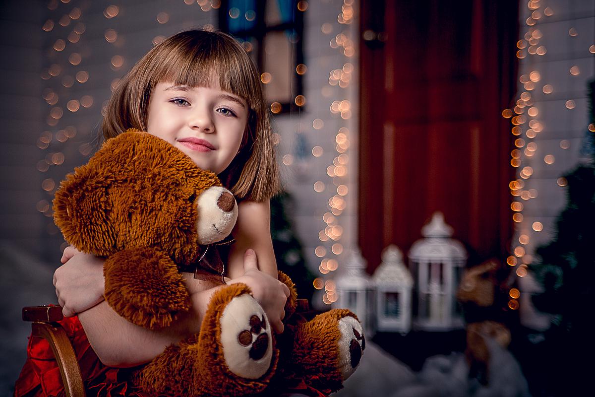Фотографии детей в студии