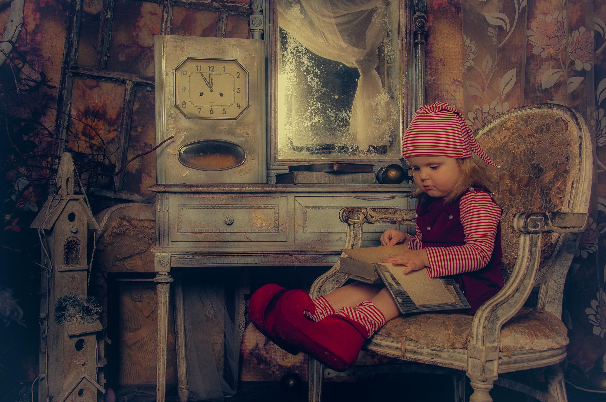 Сказочные фотосессии детей