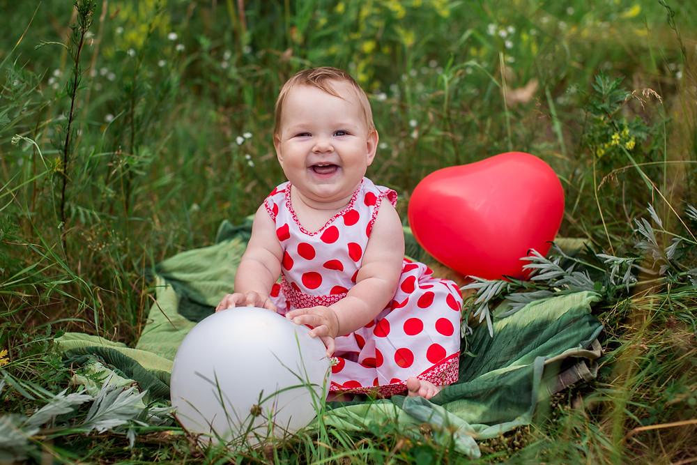 Веселые детские фотогафии