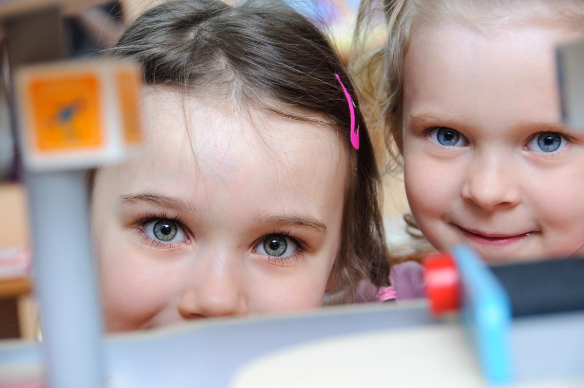 Фотосессия в детском саду