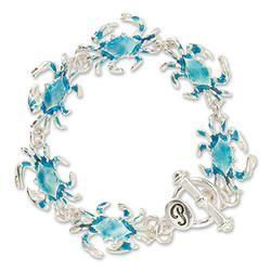 Blue Crab Ornament